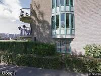 112 melding Ambulance en brandweer naar Eilandplein in Duiven vanwege reanimatie