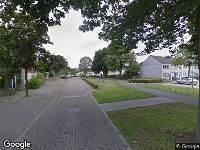 112 melding Besteld ambulance vervoer naar Trompet in 's-Hertogenbosch