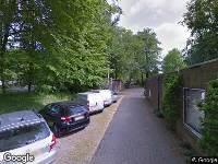 112 melding Ambulance naar Kluchtweg in Arnhem