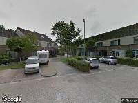 Brandweer naar Hofmark in Almere vanwege waarnemen gaslucht