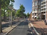 112 melding Ambulance naar Van Hallstraat in Amsterdam