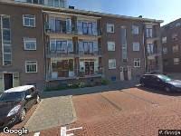 112 melding Ambulance naar Blijenbergstraat in Alphen aan den Rijn