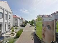 112 melding Ambulance naar Aristoteleslaan in Alphen aan den Rijn