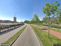 112 melding Brandweer naar Elzenhagensingel in Amsterdam vanwege brand