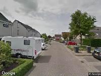112 melding Brandweer en politie naar Paardebloem in Duiven