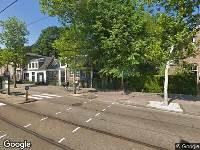 112 melding Ambulance naar Plantage Lepellaan in Amsterdam