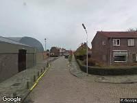 Ambulance naar Wilhelminastraat in Oude-Tonge
