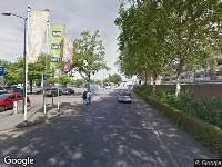 112 melding Besteld ambulance vervoer naar Antwerpenstraat in Breda