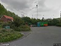 112 melding Traumahelikopter naar Schenkeltje in 's-Gravendeel