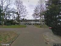 112 melding Ambulance naar Frans Erensstraat in Tilburg