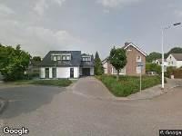 112 melding Ambulance naar Gebroeders Ganslaan in Eindhoven