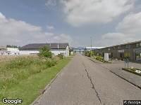 112 melding Brandweer naar Schotlandlaan in Hazerswoude-Dorp vanwege brand