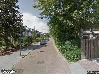 112 melding Ambulance naar Middachtenstraat in Breda