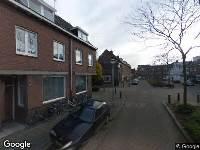 112 melding Brandweer naar Manresastraat in Venlo vanwege wateroverlast