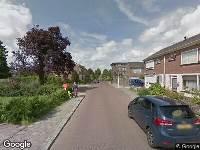 Brandweer naar Van Houtenstraat in Zutphen