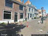 112 melding Ambulance en brandweer naar Westkolk in Spaarndam vanwege reanimatie