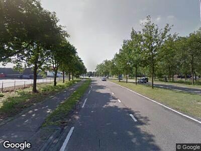 Brandweer naar Nijmeegseweg in Venlo vanwege reinigen van het wegdek
