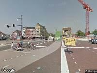 Ambulance naar Stationsplein in Roermond