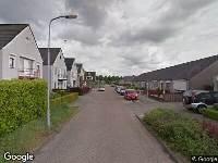 112 melding Ambulance naar Saxofoonstraat in Duiven