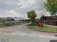 112 melding Brandweer naar Zevenheuvelenweg in Tilburg