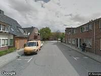 Brandweer naar Van Hoytemastraat in Dordrecht vanwege brand