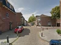 112 melding Ambulance naar Soendastraat in Haarlem