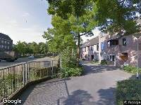 112 melding Ambulance naar Landsheerstraat in Breda