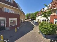 112 melding Ambulance naar Kanariestraat in Amsterdam
