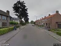 112 melding Ambulance naar Schoolstraat in Prinsenbeek