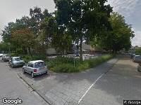112 melding Ambulance naar Beverweerdstraat in Breda
