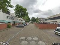 112 melding Ambulance naar Billie Holidaystraat in Amsterdam