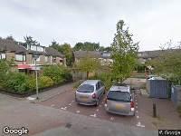 112 melding Ambulance naar Hazelaardreef in Vlaardingen