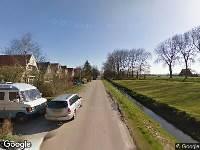 Ambulance en brandweer naar Laanweg in Oudkarspel vanwege brand
