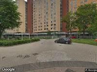 112 melding Ambulance naar Kramatplantsoen in Amsterdam