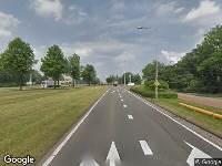 Brandweer naar Radarweg in Amsterdam vanwege brand