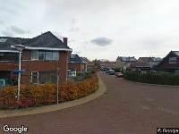 112 melding Ambulance naar Mallebrugge in Katwijk