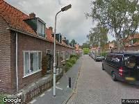 112 melding Besteld ambulance vervoer naar Berkenstraat in Krommenie