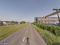 Brandweer naar Oostdijk in Rotterdam vanwege verkeersongeval