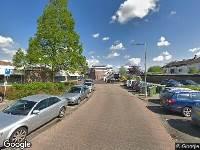 Ambulance naar Dr. M.L. Kingstraat in Landsmeer