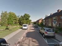 112 melding Politie naar W.B. van der Veldenstraat in Alblasserdam