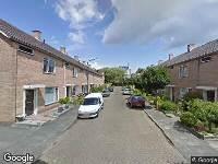 112 melding Ambulance naar Nijvelstraat in Prinsenbeek