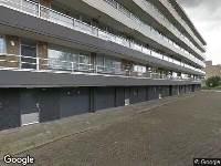 112 melding Ambulance naar Kapitein Dekkerflat in Zwijndrecht