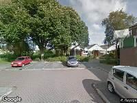 112 melding Besteld ambulance vervoer naar Geertje Pel-Grootstraat in Westknollendam