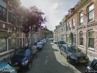 112 melding Ambulance naar Schermerstraat in Haarlem