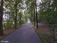 112 melding Brandweer naar Galderseweg in Breda