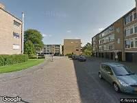 Ambulance naar A.M. de Jongstraat in Ridderkerk