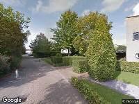 112 melding Ambulance naar Poolsedreef in Oosterhout