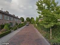 112 melding Ambulance naar Prinsenstraat in Nistelrode