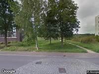 112 melding Ambulance naar Grasbaan in Eindhoven