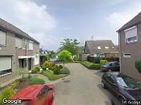 112 melding Brandweer naar Akkerhof in Heerlen vanwege waarnemen gaslucht